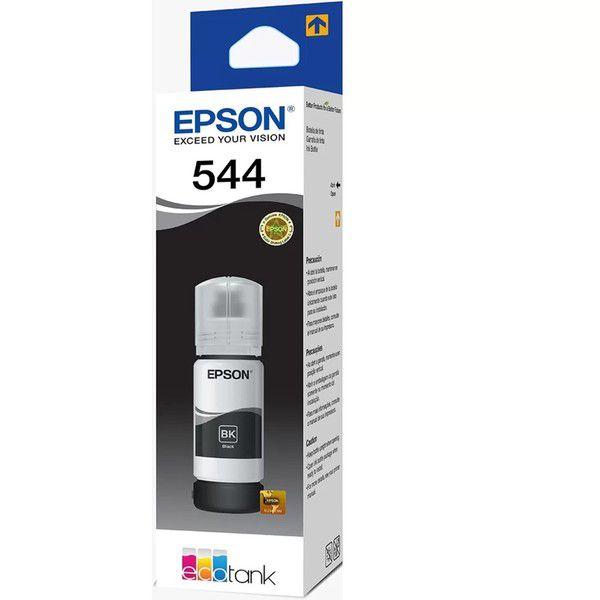 Garrafa Original de Tinta EPSON Preto - T544120-AL