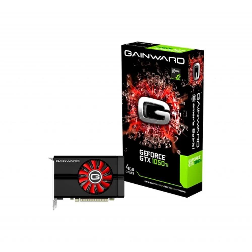 Gpu NV GTX1050TI 4GB GDDR5 128BITS Gainward NE5105T018G1-1070F