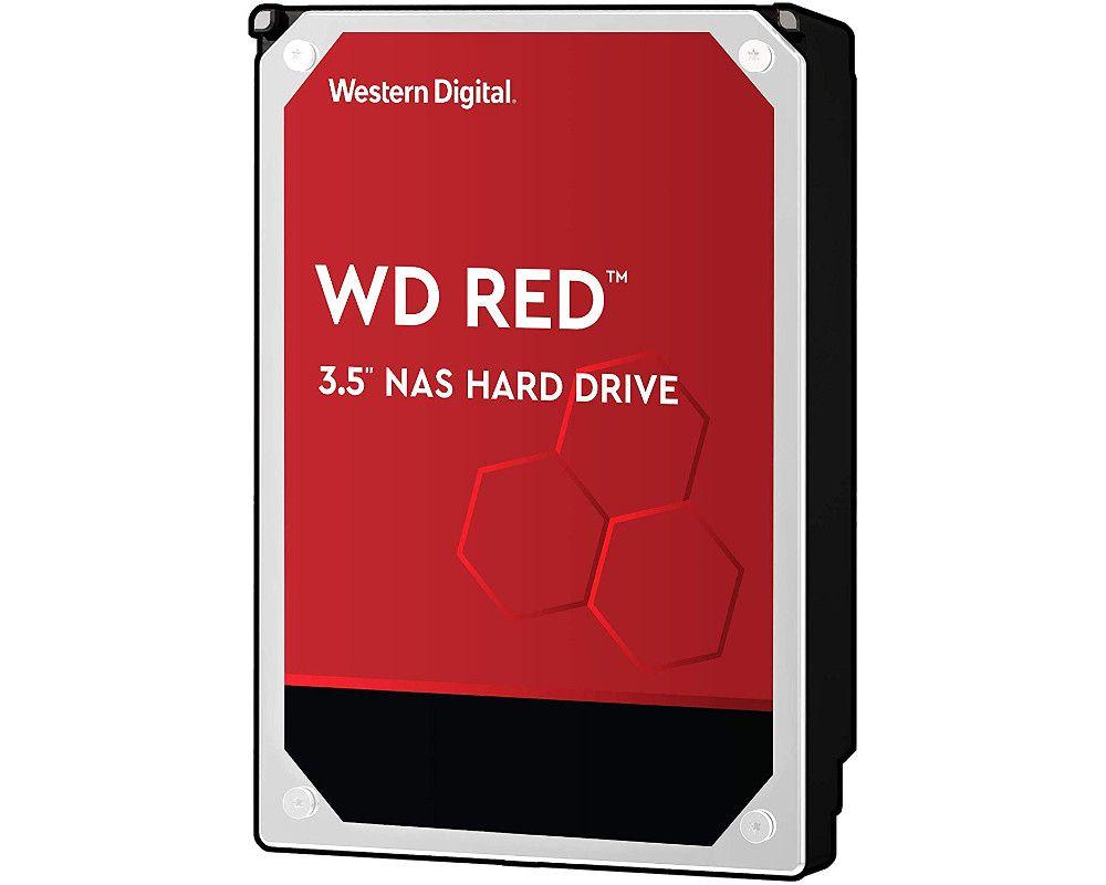 HD Interno Western Digital RED 2TB SATA Desktop  (WD20EFAX)
