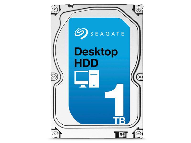 HDD 3,5 Desktop  Seagate 2EP102-300 ST1000DM010 1 Tera 7200RPM 64MB SATA 6GB/S