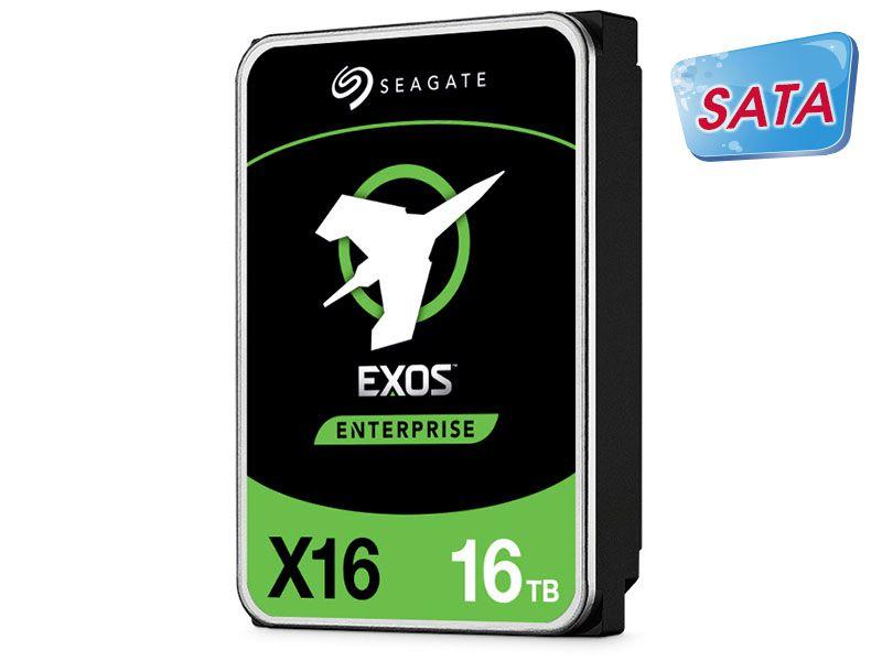 HDD 3,5 Enterprise Servidor 24X7 Seagate 2KK103-002 ST16000NM001G 16 Teras 720RPM 256MB Cache SATA 6GB/S