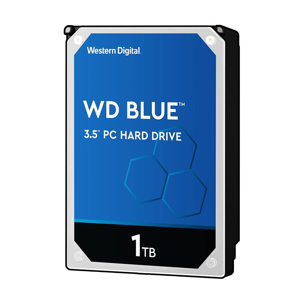 HDD Interno Nacional P/ Desktop WD *blue* 1 TB - WD10EZEX