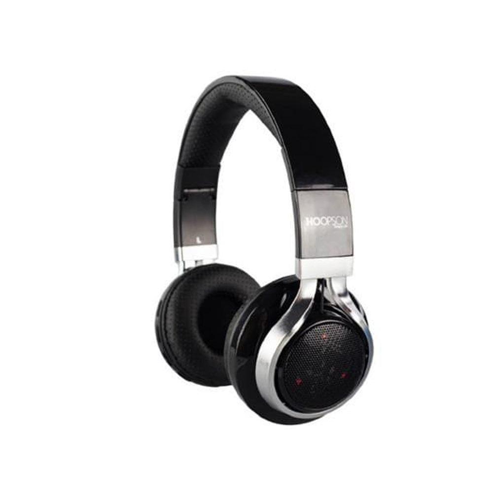 Headphone Hoopson /MICRO SD/RADIO FM/ Bluetooth - Preto - F-037P