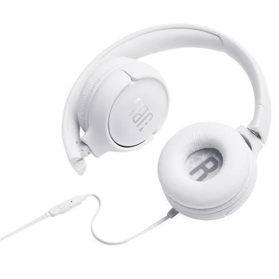Headphone JBL Tune 500 Branco