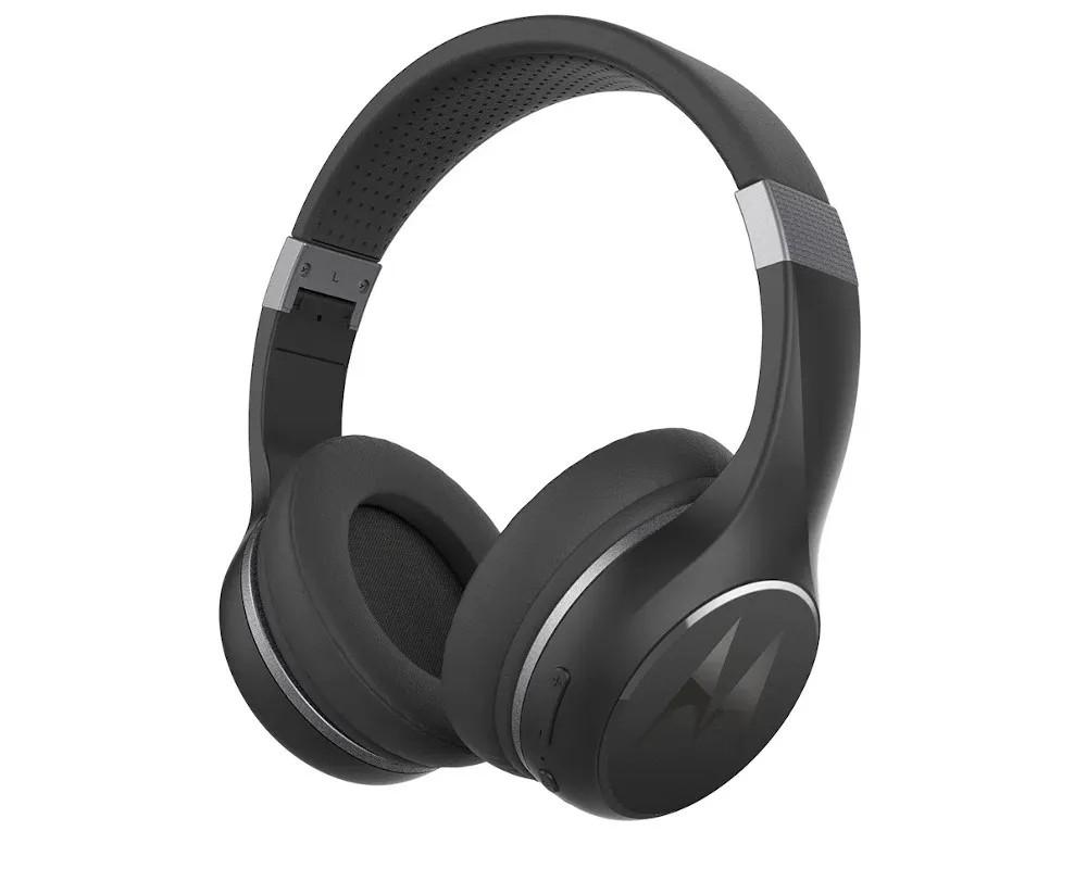 Headphone Motorola Pulse Escape 220 Bluetooth Preto (PULSE~5012786040892)