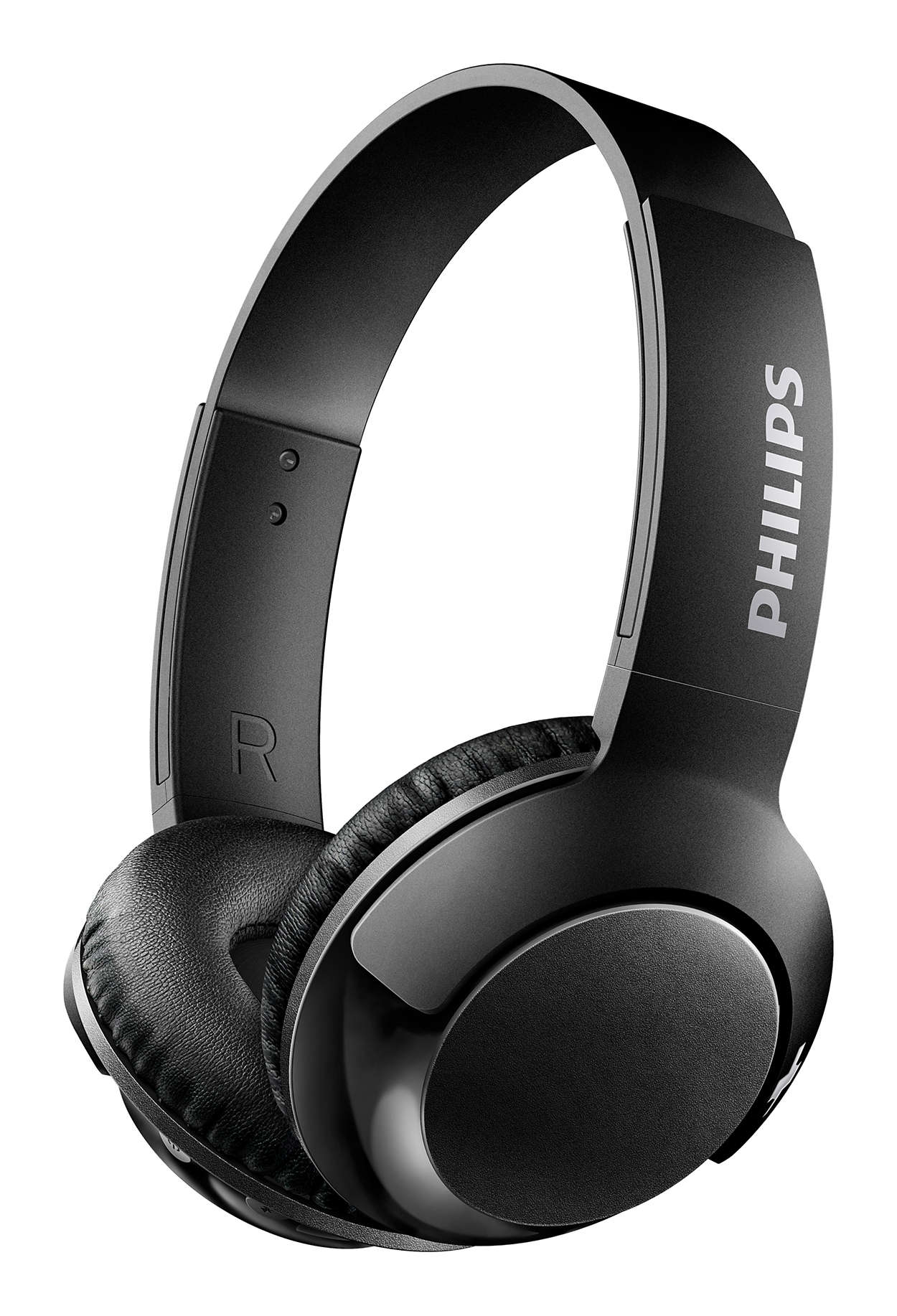 Headphone Philips BASS+ BT - Bluetooth - Preto - SHB3075BK/00