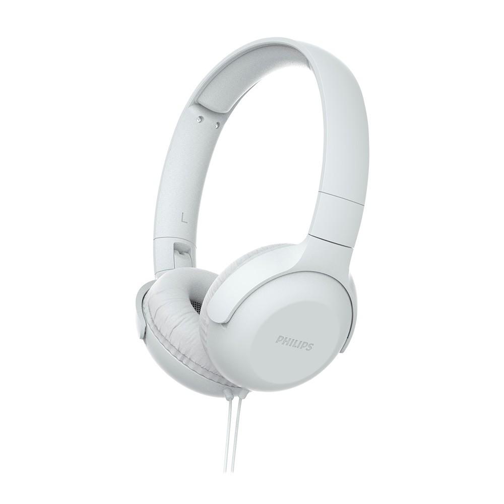 Headphone Philips com Microfone Branco - TAUH201WT/00