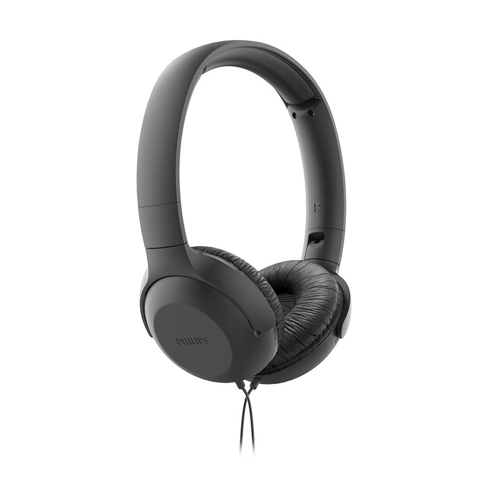 Headphone Philips com Microfone Preto - TAUH201BK/00