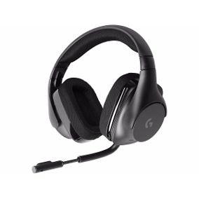 Headset Gamer Wireless 2.4GHZ - DTS 7.1 Surround G533- Logitech
