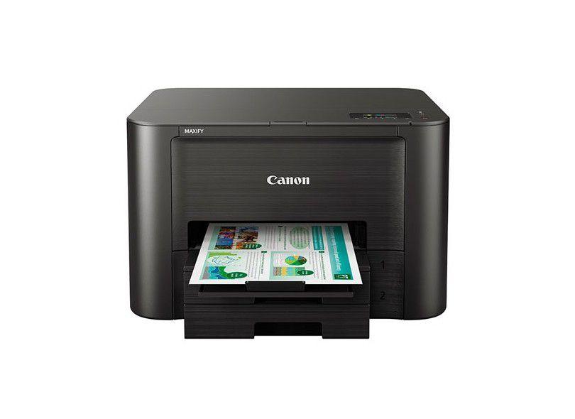 Impressora Canon Jato de Tinta Maxify Color IB4110 (WI-FI)  -  0972C019AA