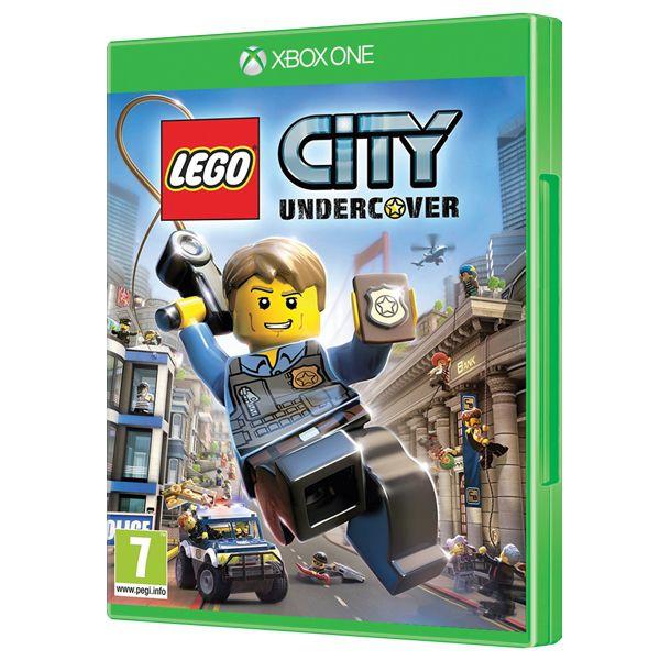 Lego  CITY Undercover BR Xone