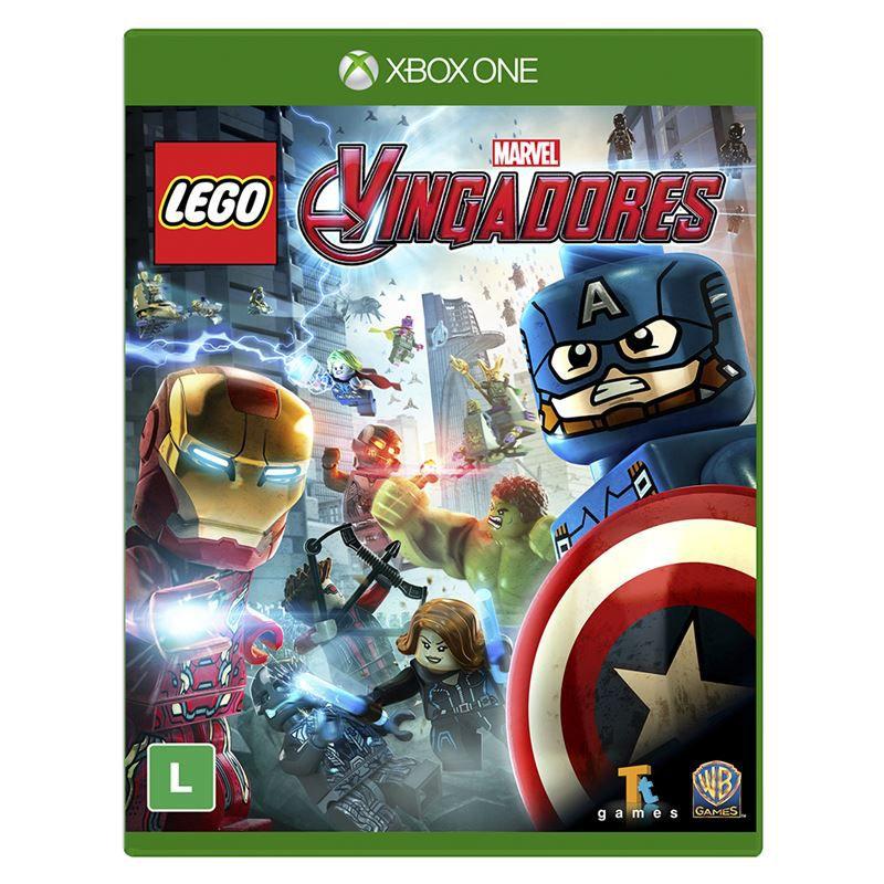 Lego Marvel Vingadores BR - Xone