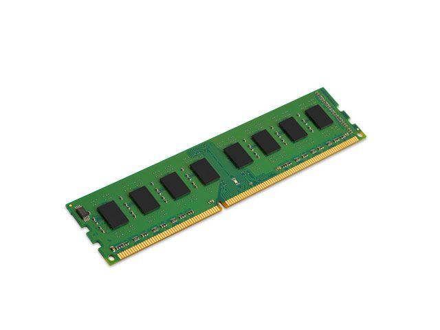 Memaria Kingston Desktop 4GB 1600MHZ DDR3 NON ECC CL11 1.35V - DIMM