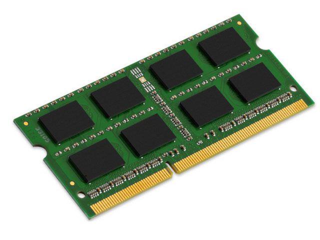 Memoria Note ACER Apple HP DELL Lenovo Kingston KCP313SS8/4 4GB DDR3 1333MHZ Sodimm Single RANK