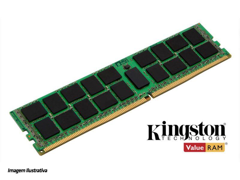 Memoria Servidor DDR4 Kingston KSM24ES8/8ME 8GB 2400MHZ ECC CL17 DIMM 1RX8 Micron