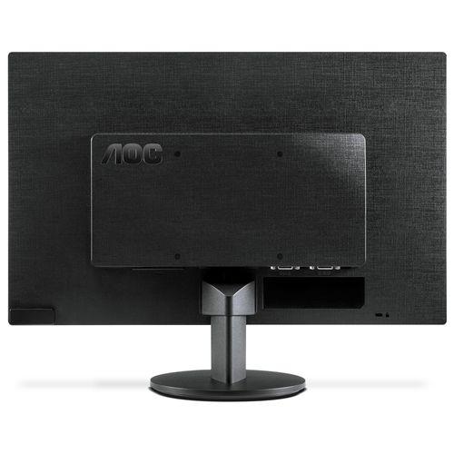 Monitor AOC 23,6? LED com Painel WVA, VGA e HDMI - M2470SWH2