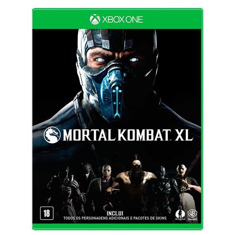 Mortal Komabt XL - Xone