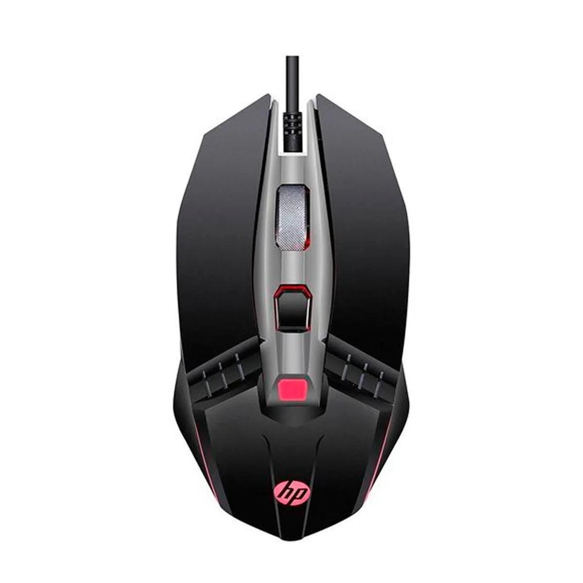 Mouse HP Gamer USB M270 2400 DPI LED BLACK