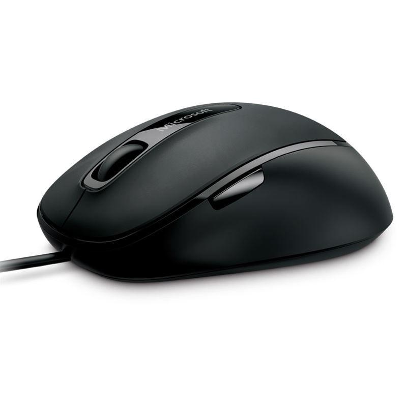 Mouse Microsoft Comfort Optical  4500  Preto - 4FD-00025
