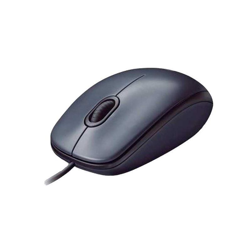 Mouse Optico com Fio M90 Logitech