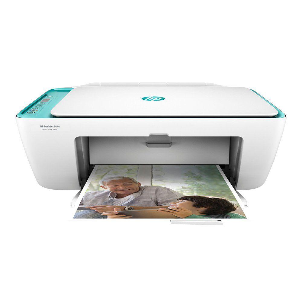 Multifuncional HP Deskjet INK Advantage 2676 Aio WI-FI - Y5Z00A#AK4