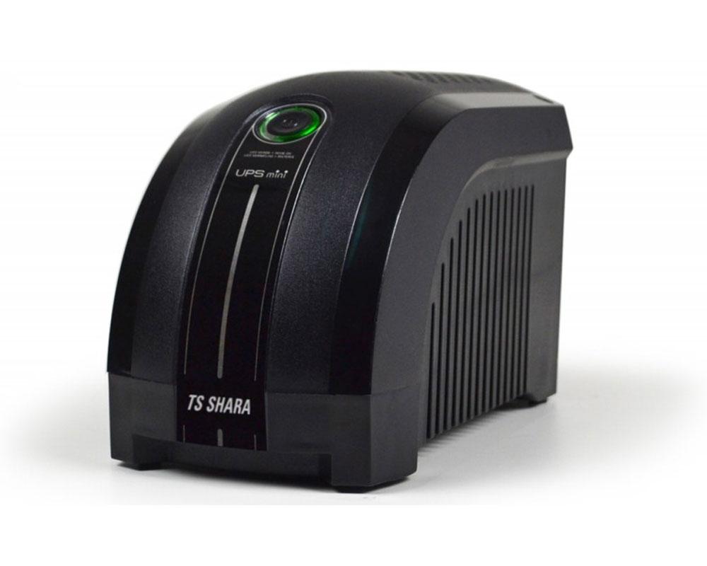 NO-BREAK TS Shara UPS Mini UPS Mini 500 1BS Bivolt 6T Saida 115V 5A (454)
