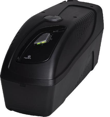 Nobreak EASY WAY 700 - CB/TI - com Auto Partida e Troca Fa�cil de Bateria,tecnologia True RMS - Preto