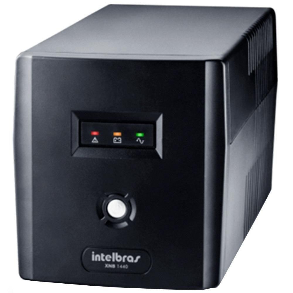 Nobreak Intelbras XNB 1440VA-120V -  6 Tomadas - 4822002