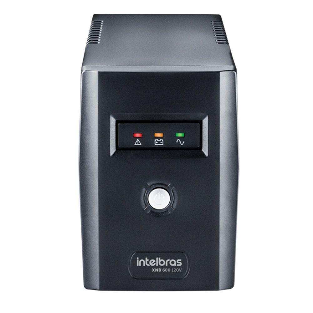 Nobreak Intelbras XNB 600VA-120V - 4 Tomadas - 4822004