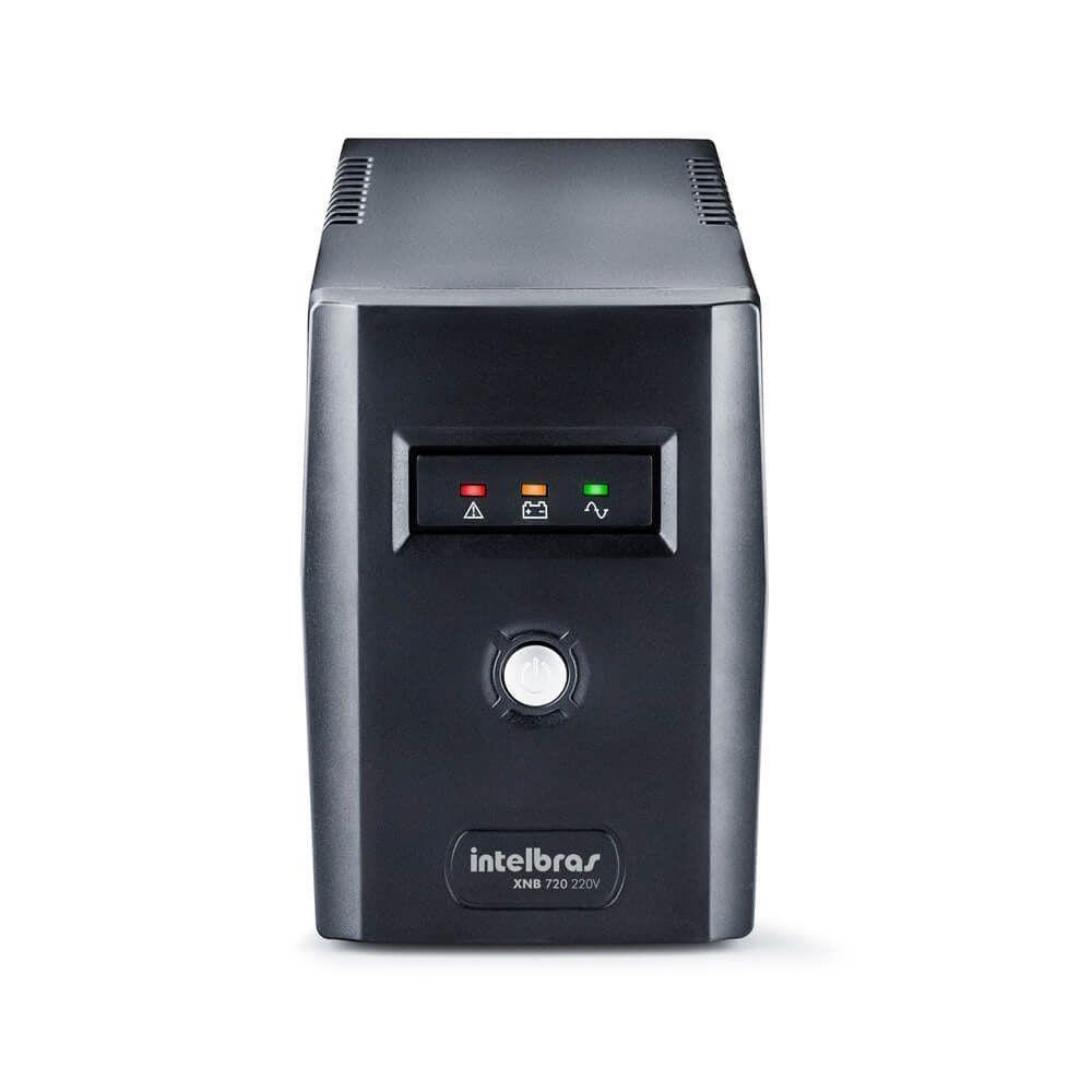 Nobreak Intelbras XNB 720VA-120V - 4 Tomadas - 4822000