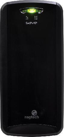 Nobreak Save 500 STD Trivolt com Tecnologia True RMS e Troca Fa�cil de Bateria - Preto
