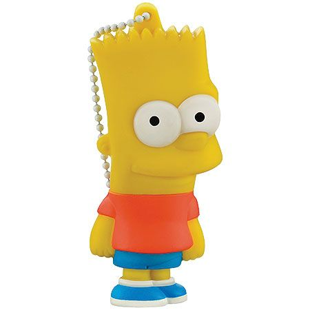 Pen Drive Simpsons BART 8GB PD071
