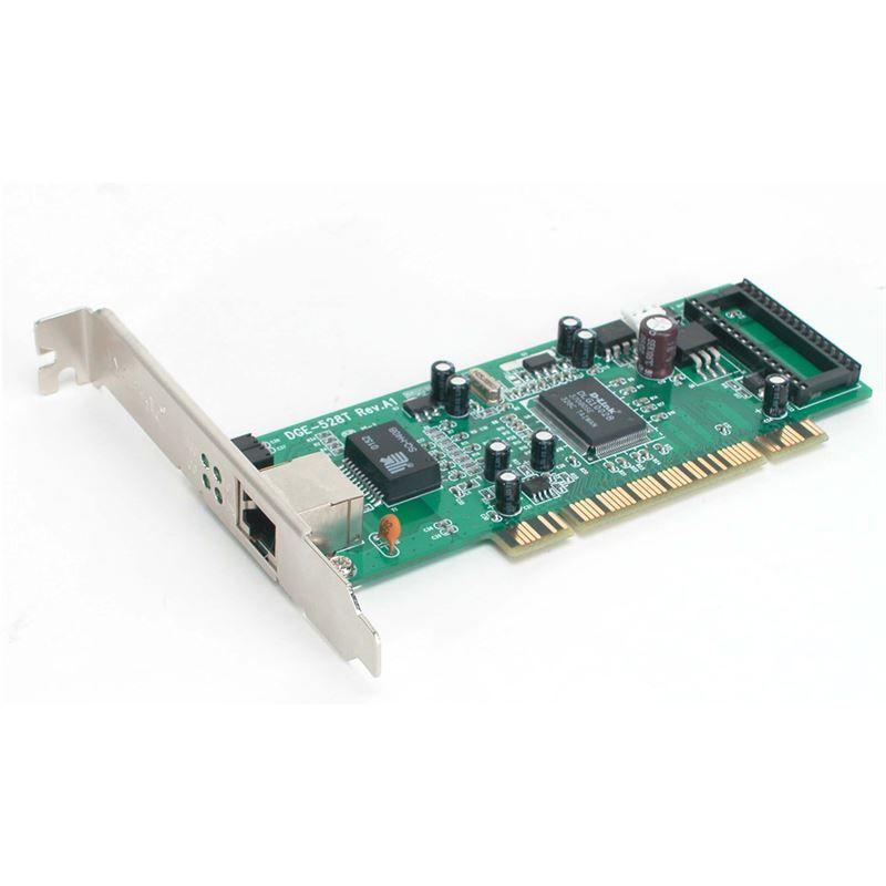 Placa de Rede D-LINK DGE-528T PCI Gigabit 10/100/1000 MBPS