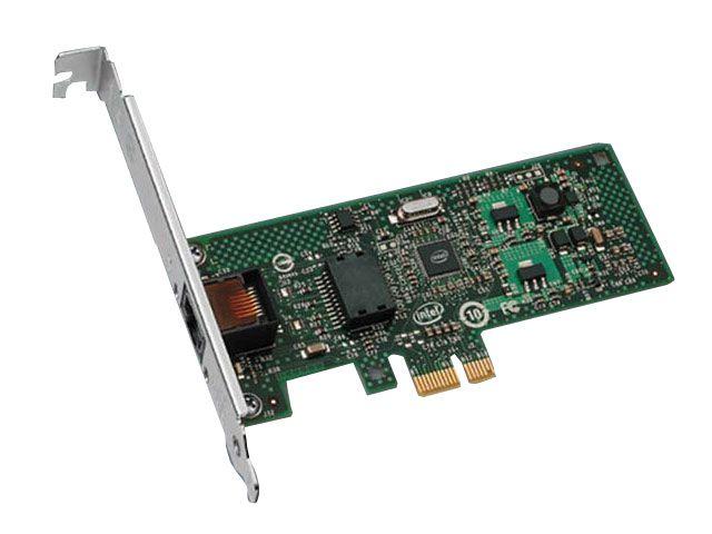 Placa de Rede Server INTEL EXPI9301CT 1 X PCI-EXPRESS 1.0 1 X RJ45 GIGABIT(10/100/1000)