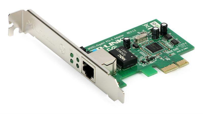 Placa de Rede TP-LINK TG-3468 10/100/1000 PCI-E