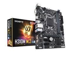 Placa Mae Gigabyte Micro ATX (1151) - DDR4 - H310M M.2