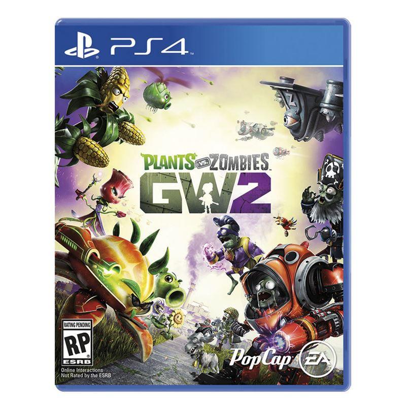 Plants VS Zombies GW 2 BR PS4