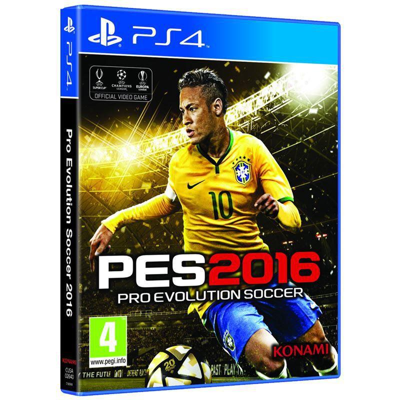 Pro Evolution Soccer 2016 PTBR CPP (NAC-BRA) PS4 Konami
