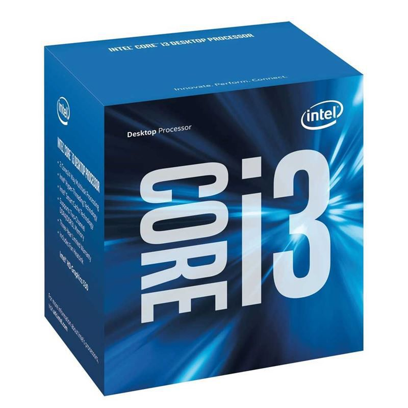 Processador INTEL Core I3 7100 3,90 GHZ 3MB Cache LGA 1151 Kabylake 7? Gera??o