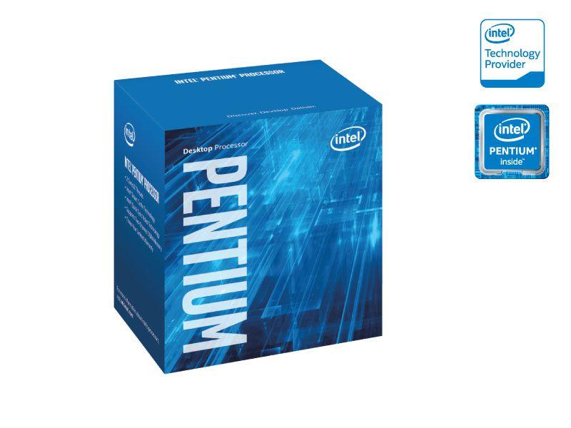 Processador Pentium LGA 1151 INTEL BX80677G4560 G4560 3.5GHZ 3MB Cache GRAF HD HT Kabylake 7GERACAO