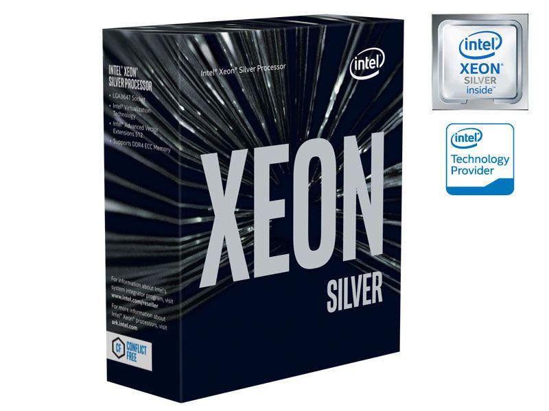 Processador Xeon Escalaveis LGA3647 INTEL BX806954216  4216 Silver 16 Cores 2,1GHZ 22MB Cache  S/COOLER