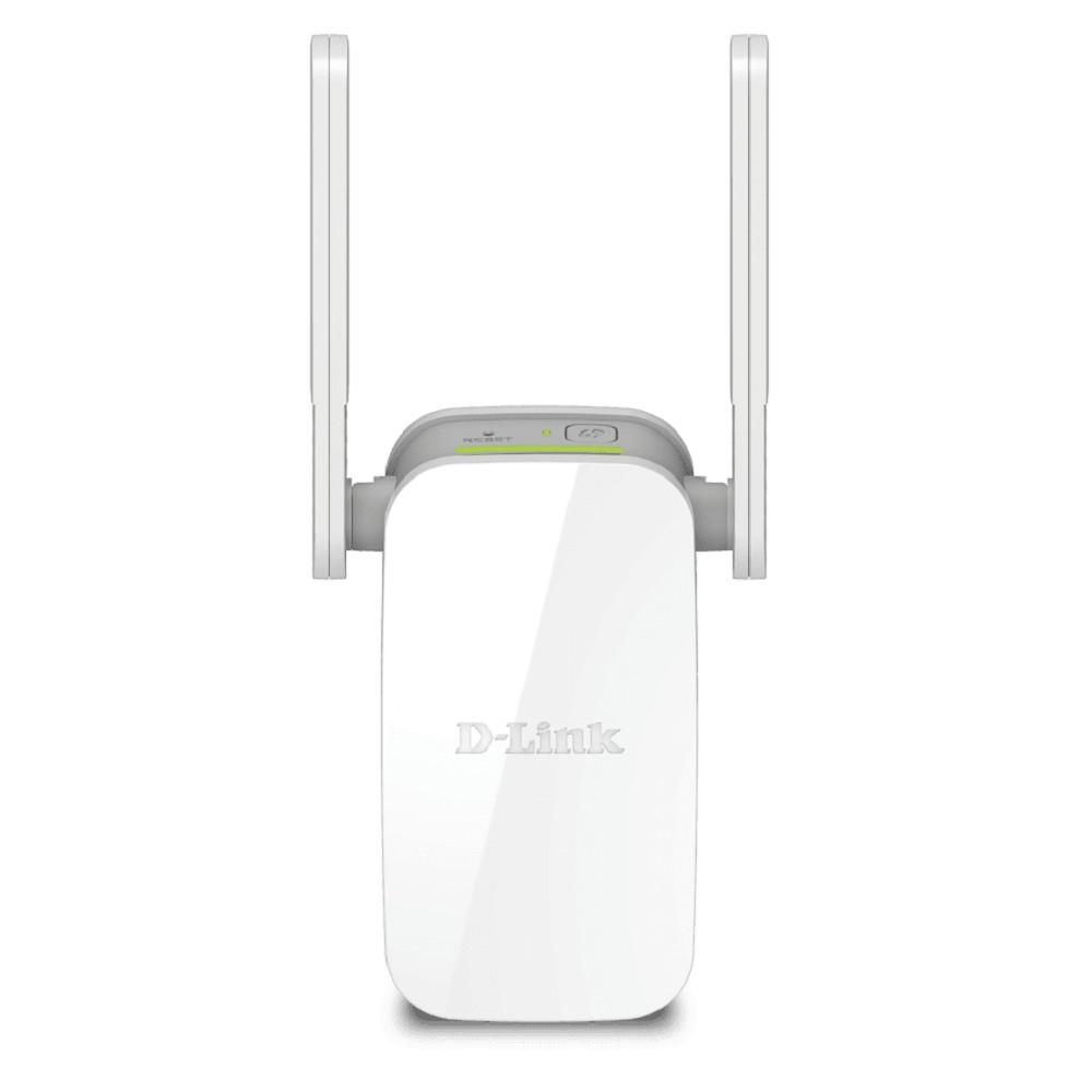 Repetidor D-LINK Wireless AC 750MBPS Dualband 2X Antenas Externas +porta Rede - DAP-1530