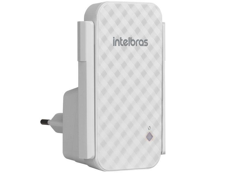 Repetidor Wireless Intelbras INET 4750052 IWE 3001 300MBPS Antena Externa