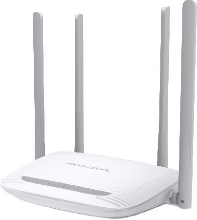 Roteador Mercusys MW325R Wireless N 4 Antenas 300MBPS