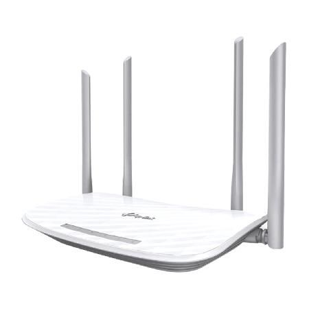 Roteador Wireless Gigabit Dual BAND AC1200 C5 W Produto Exclusivo para Provedor