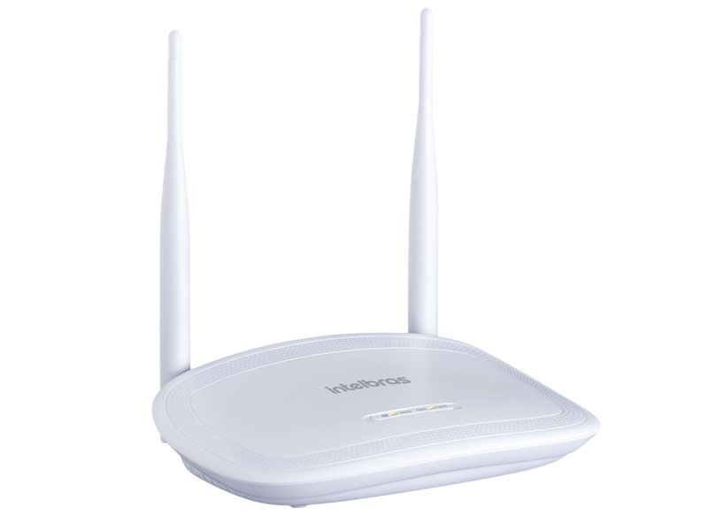 Roteador Wireless Intelbras INET 4750037 IWR 3000N 300MBPS IPV6