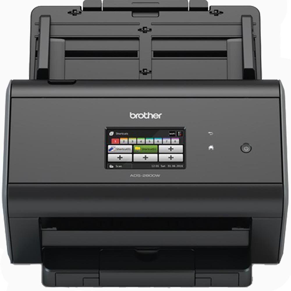 Scanner Brother Wireless -  ADS2800W