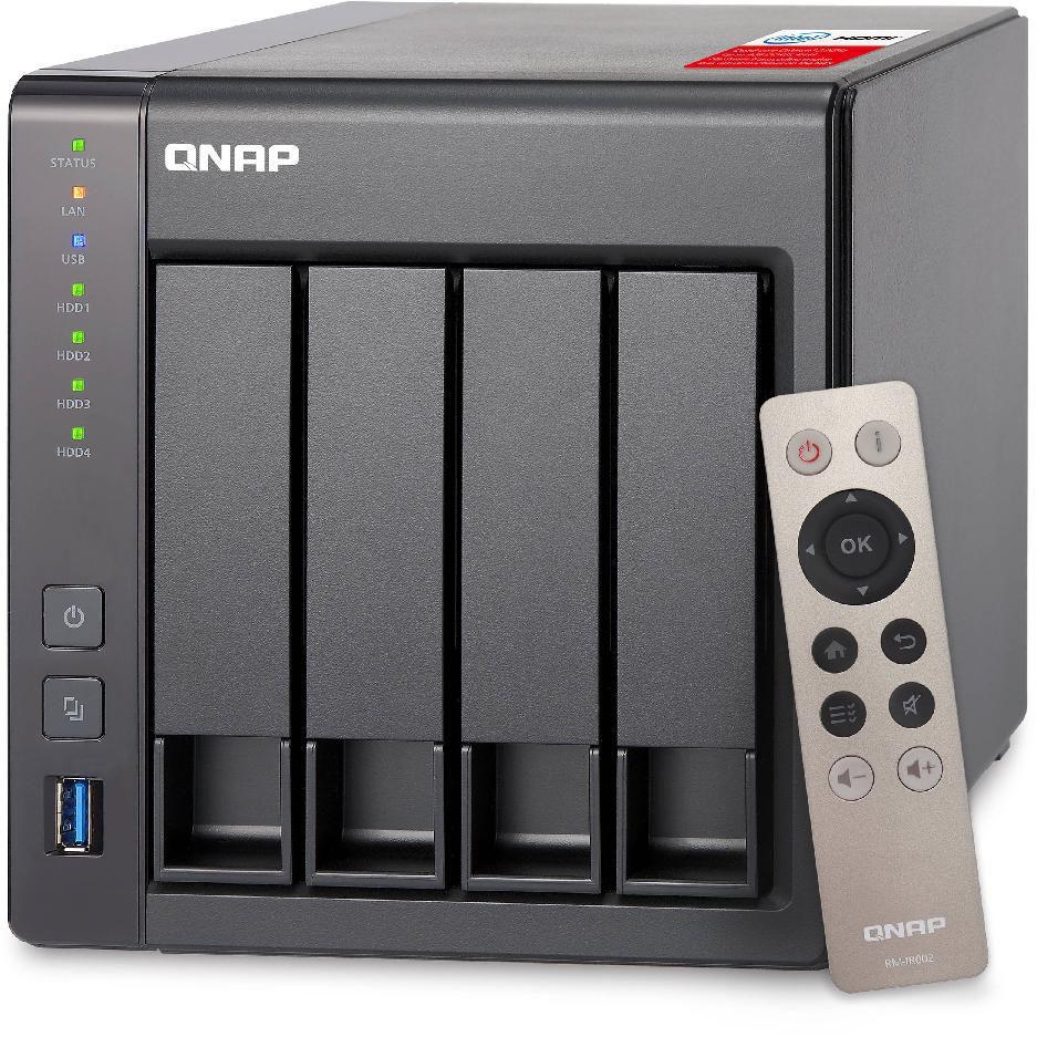 Servidor de Dados NAS - TS-451+-8G QNAP