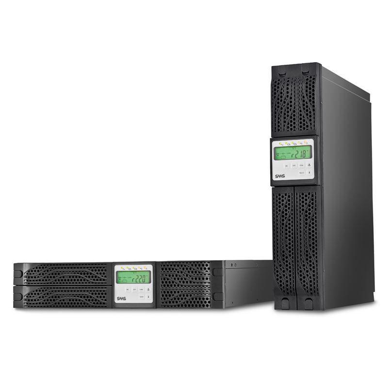 SMS - Nobreak Daker 1000 VA 220V RACK/TORRE 2U Online Senoidal