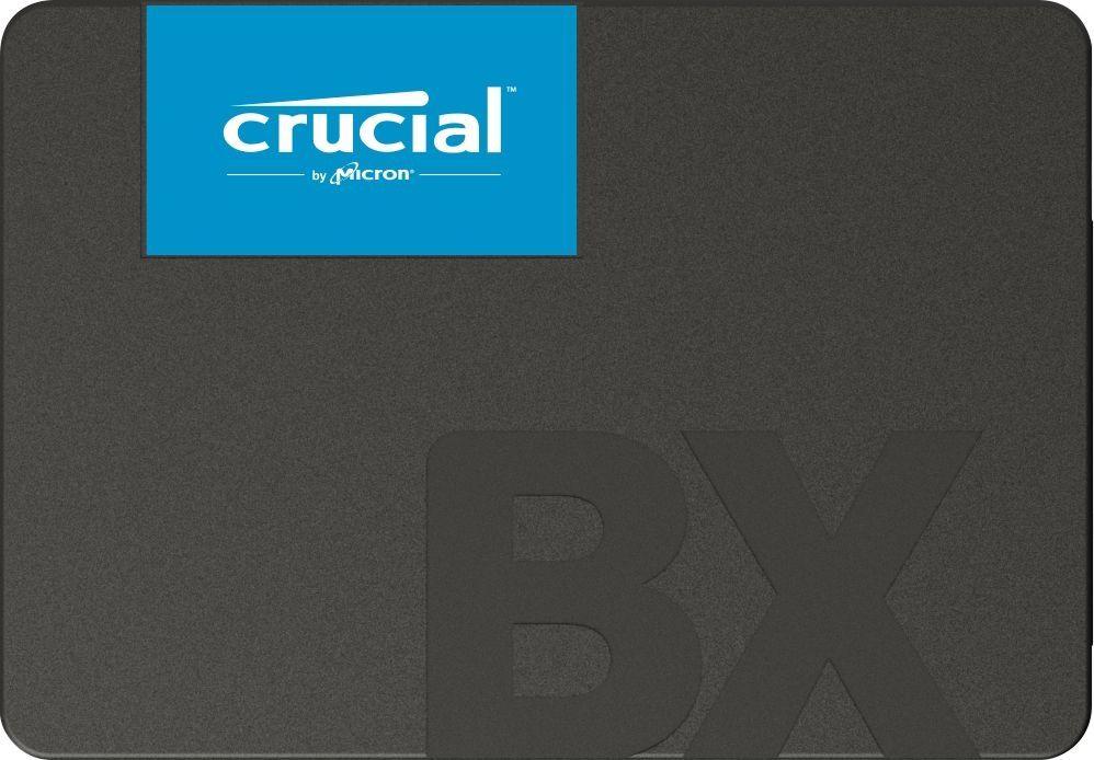 SSD Crucial BX500- 240GB 3D NAND SATA 2,5